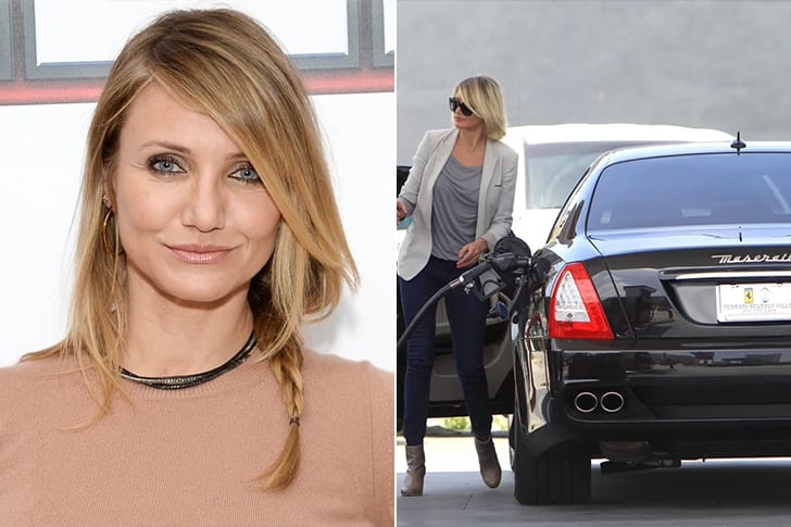 These Celebrities' Incredible Net Worth Is Not What You ...Cameron Diaz Net Worth 2018